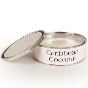 Caribbean Coconut Triple Wick Candle