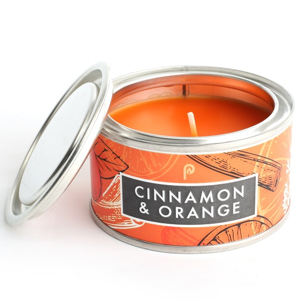 Cinnamon and Orange Elements Candle