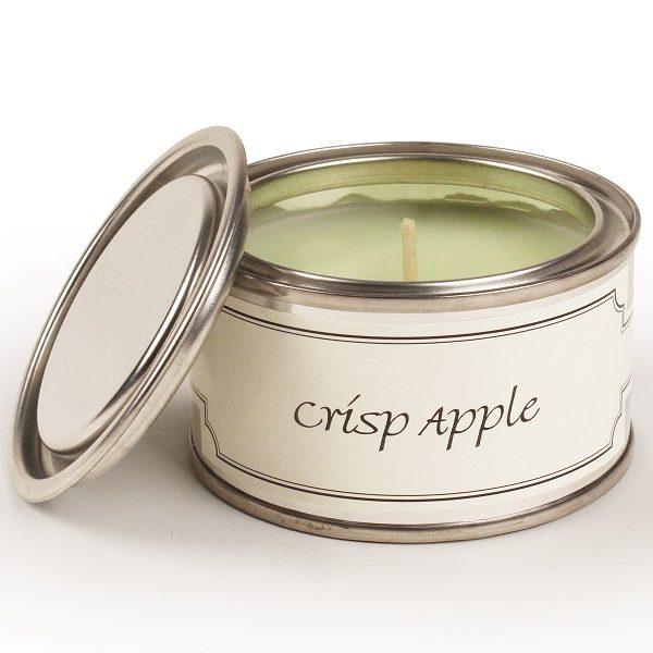 Crisp Apple Paint Pot Candle