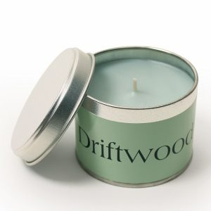 Driftwood Coordinate Candle S