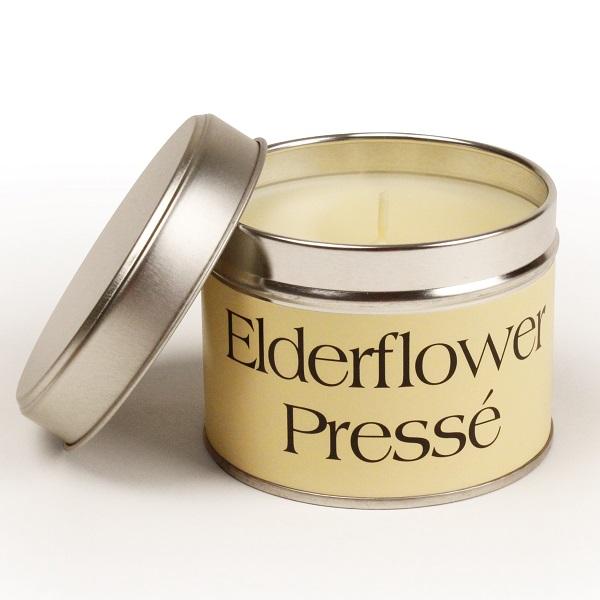 Elderflower Presse Coordinate Candle