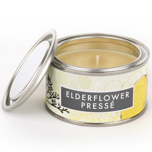Elderflower Presse Elements Candle