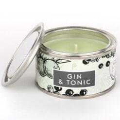 Gin and Tonic Elements Candle