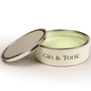 Gin and Tonic Triple Wick Candle