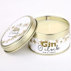 Gin o Clock Occasions Candle
