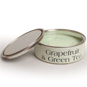 Grapefruit and Green Tea Triple Wick Candle