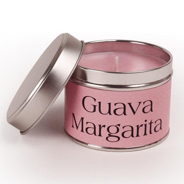 Guava Margarita Coordinate Candle S