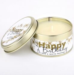 Happy Birthday Occasions Candle