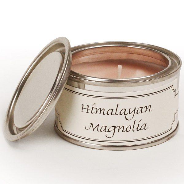 Himalayan Magnolia Paint Pot Candle