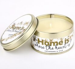 Home Is Where The Heart Is Occasions Candle