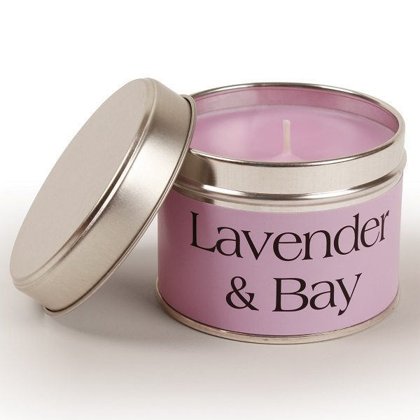 Lavender and Bay Coordinate Candle