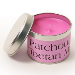 Patchouli and Tibetan Musk Coordinate Candle