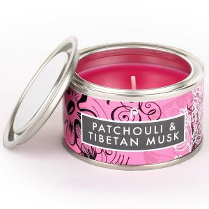 Patchouli and Tibetan Musk Elements Candle