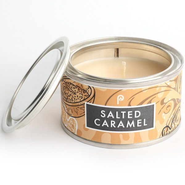 Salted Caramel Elements Candle