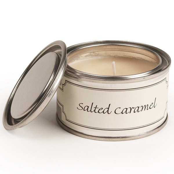 Sandalwood and Cardamom Paint Pot Candle