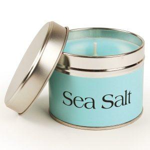 Sea Salt Coordinate Candle
