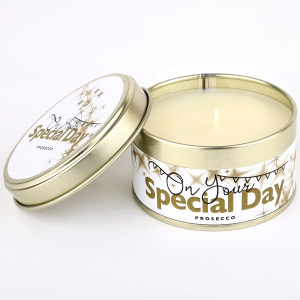 On Your Special Day Occasions Candle