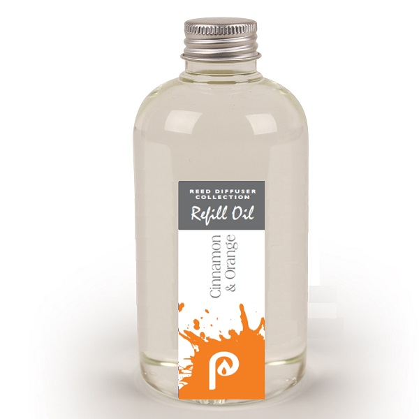 Cinnamon & Orange Diffuser Refill Oil
