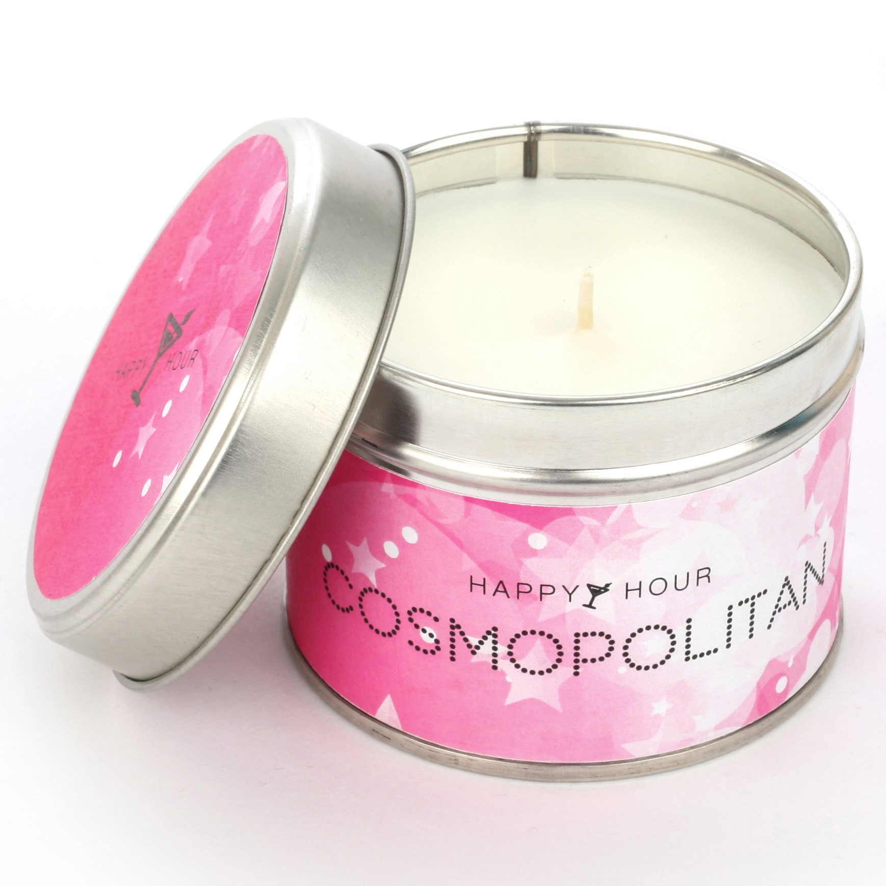 Cosmopolitan Happy Hour Candle