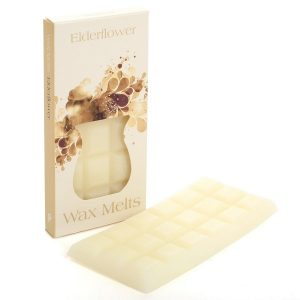 Elderflower Wax Melt Bar and Box