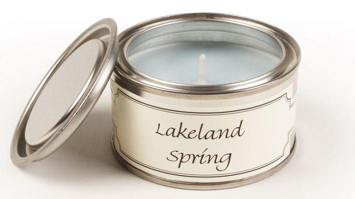 Lakeland Spring Paint Pot Candle News Post