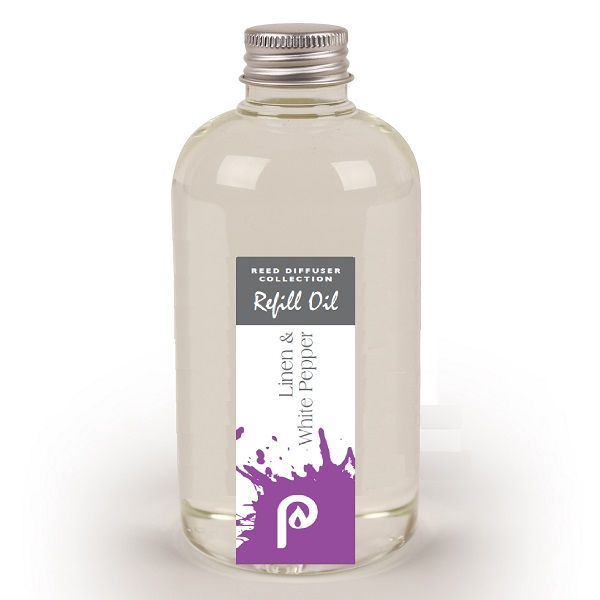 Linen & White Pepper Diffuser Refill Oil