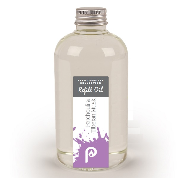 Patchouli & Tibetan Musk Diffuser Refill Oil