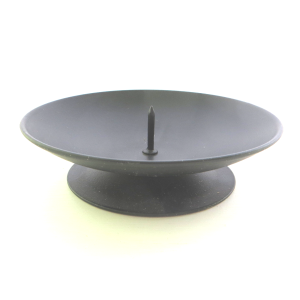Dish Candle Holder Large Top View