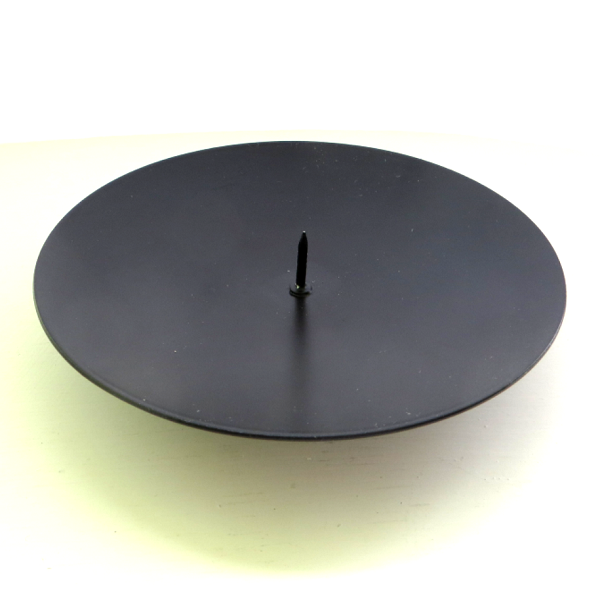 Dish Candle Holder Small Top View