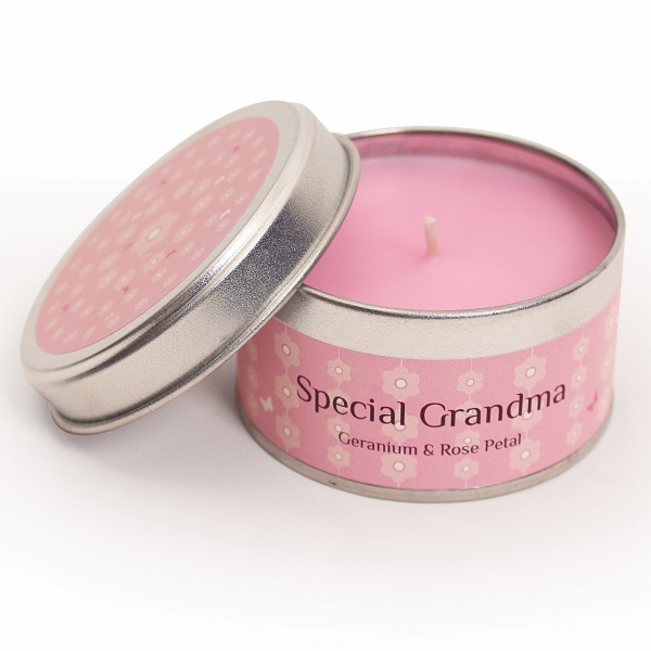 Special Grandma Occasions Candle