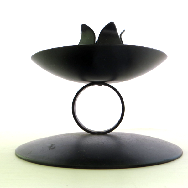 Taper Candle Holder Ring and Petal Large