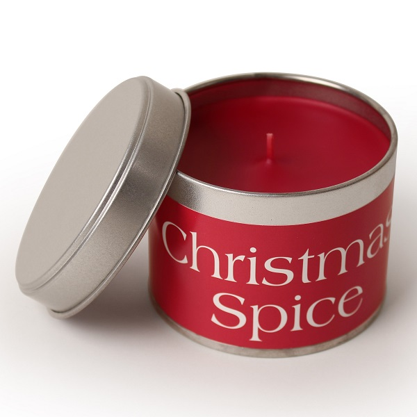 Christmas Spice Coordinate Candle