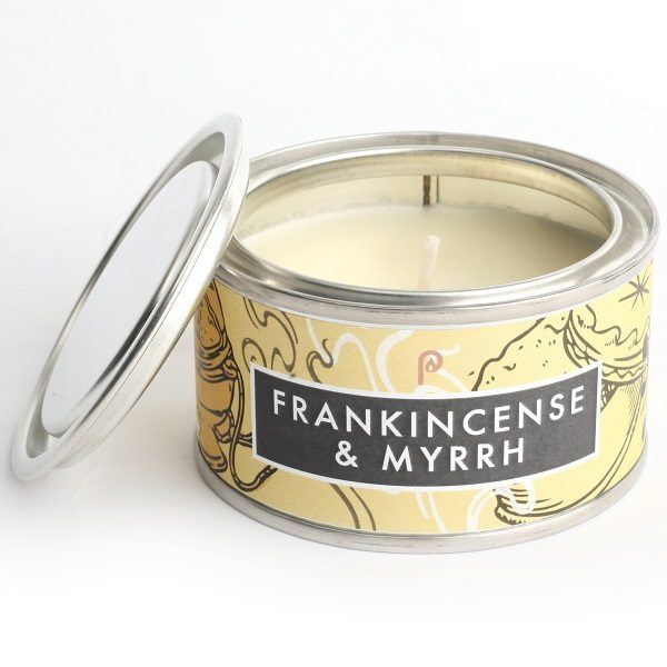 Frankincense and Myrrh Elements Candle