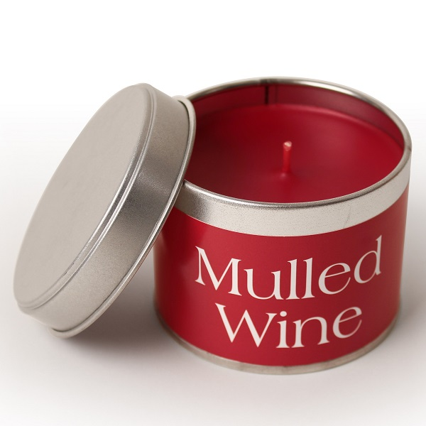 Mulled Wine Coordinate Candle