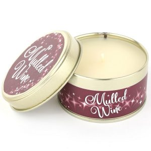 Mulled Wine Scents of Christmas Candle