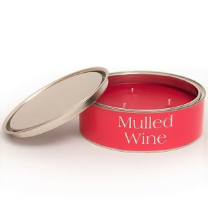 Mulled Wine Triple Wick Candle