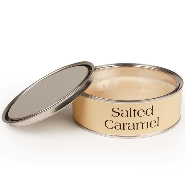 Salted Caramel Triple Wick Candle S