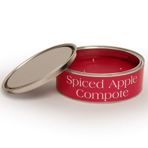 Spiced Apple Compote Triple Wick Candle