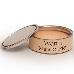 Warm Mince Pie Triple Wick Candle