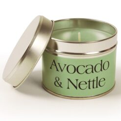 Avocado and Nettle Coordinate Candle