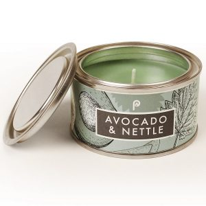 Avocado and Nettle Elements Small Candle