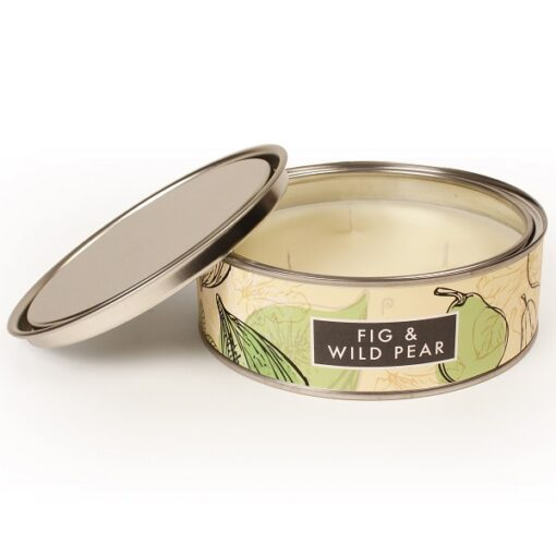 Fig and Wild Pear Elements Large Candle