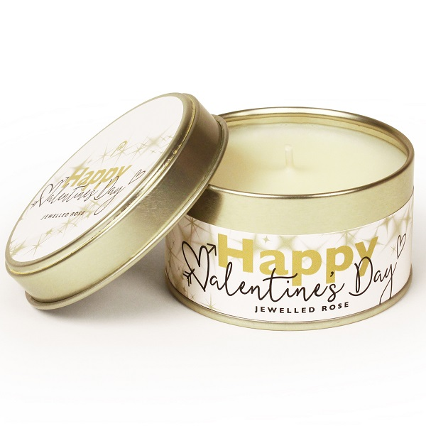 Happy Valentines Day Occasions Candle