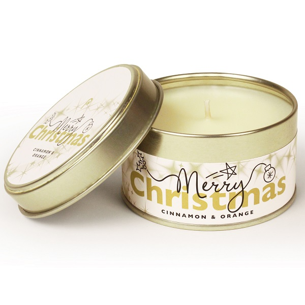 Merry Christmas Occasions Candle