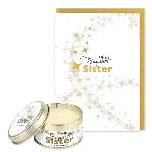 Super Sister Occasions Card and Envelope