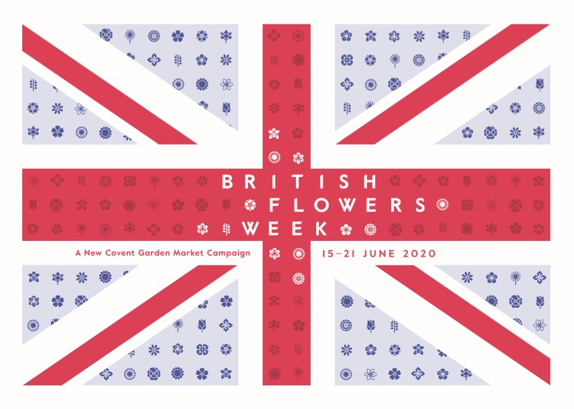 British Flower Week Logo