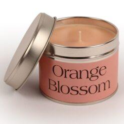 Orange Blossom Coordinate Candle