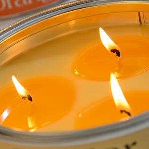 Candle - Melt Pool