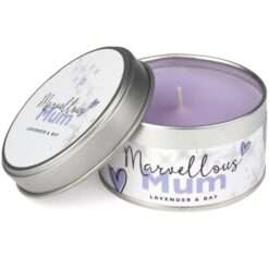 Marvellous Mum Occasions Candle Lavender & Bay 1