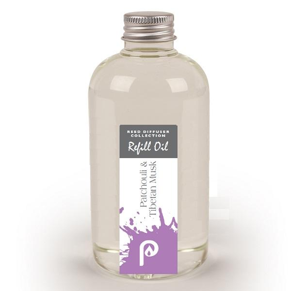 Refill oil